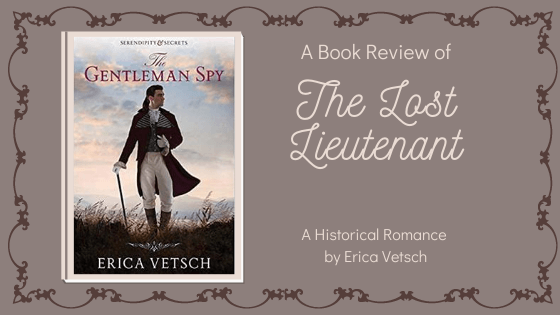 The Gentleman Spy by Erica Vetsch