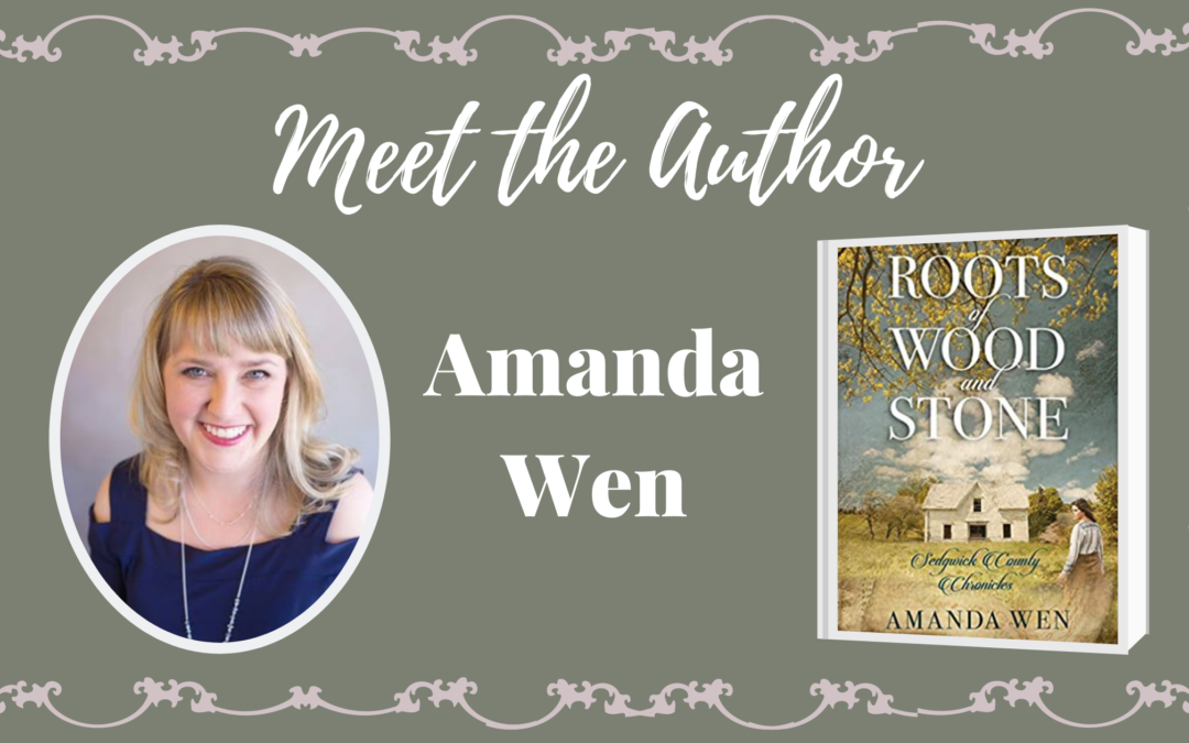 Author Interview: Amanda Wen