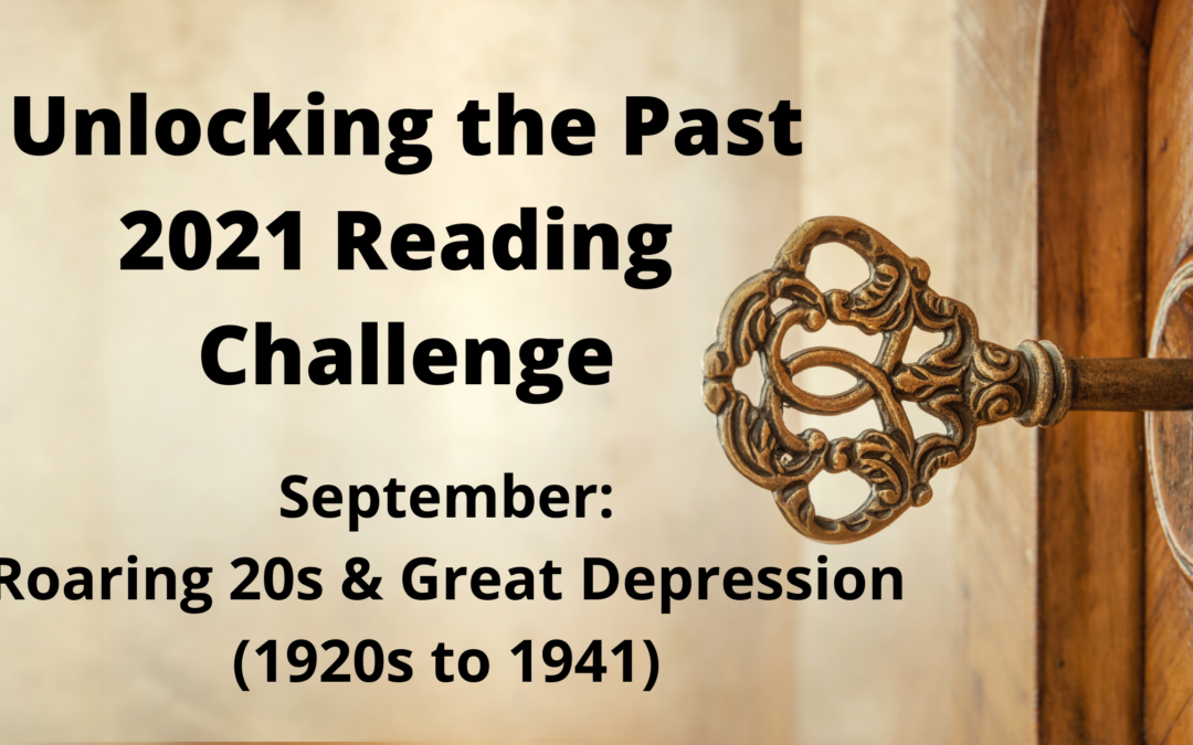 September Reading Challenge Suggestions