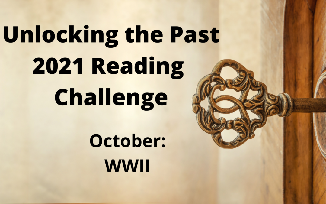 October Reading Challenge Suggestions