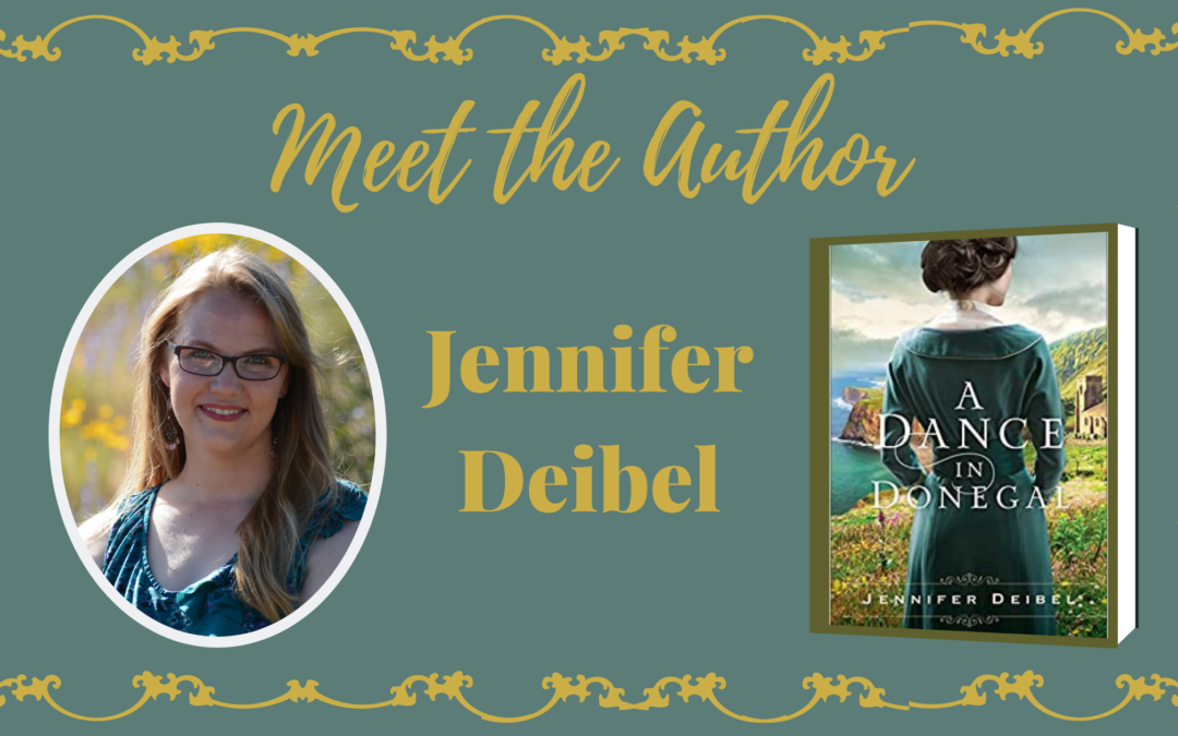 Author Interview: Jennifer Deibel