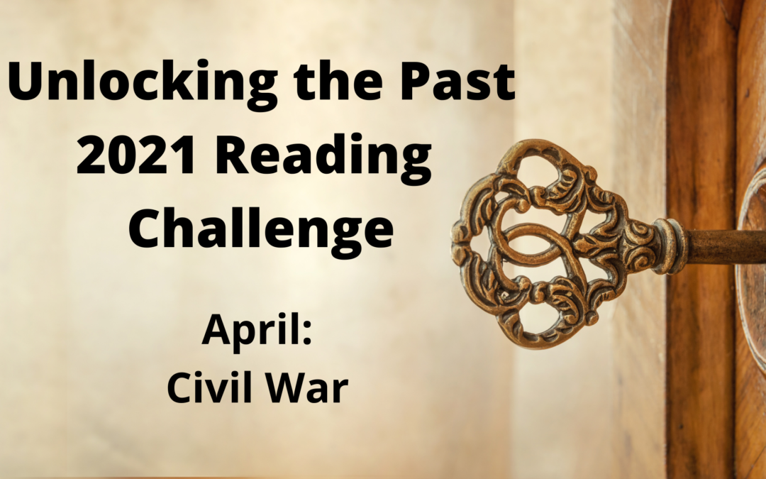 April Reading Challenge Suggestions