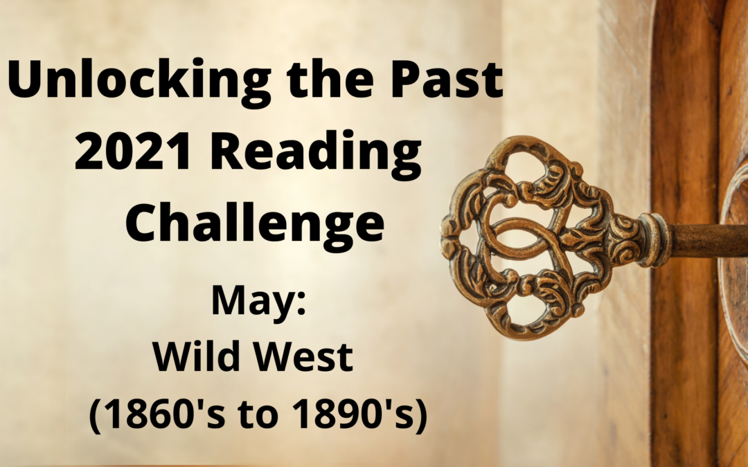 May Reading Challenge Suggestions