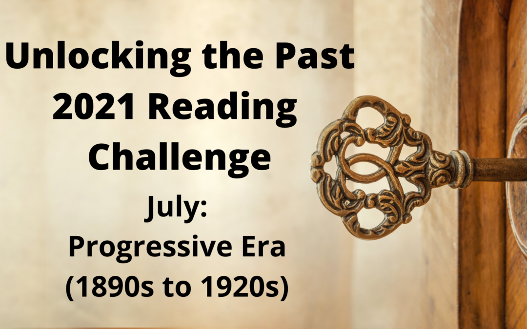 July Reading Challenge Suggestions
