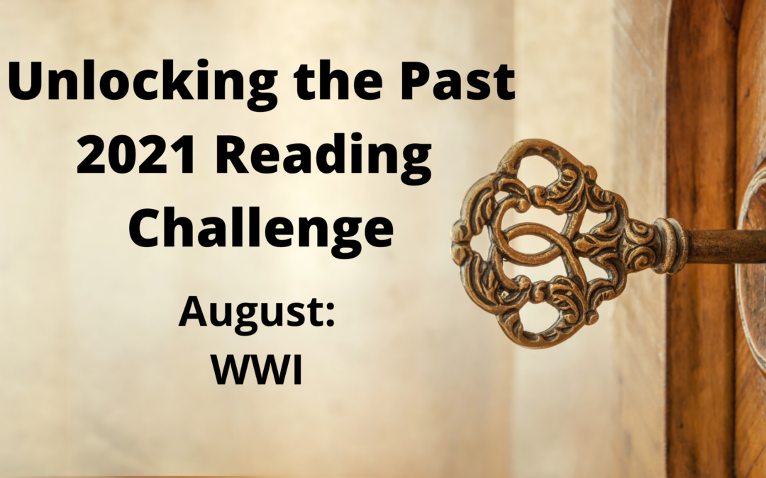 August Reading Challenge Suggestions