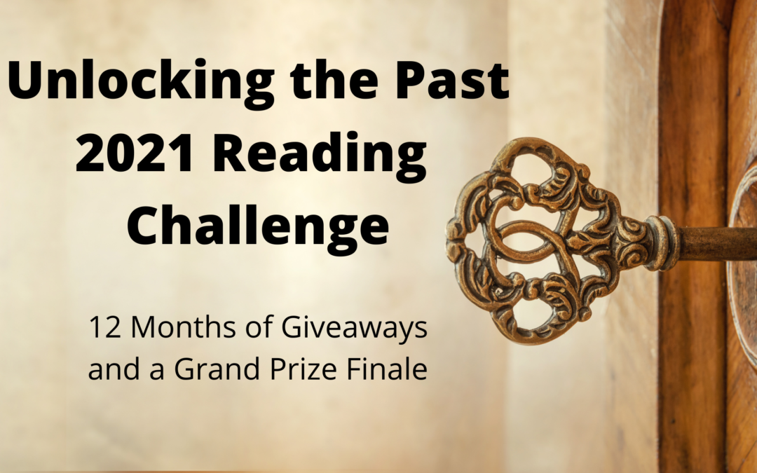 Take the 2021 Reading Challenge