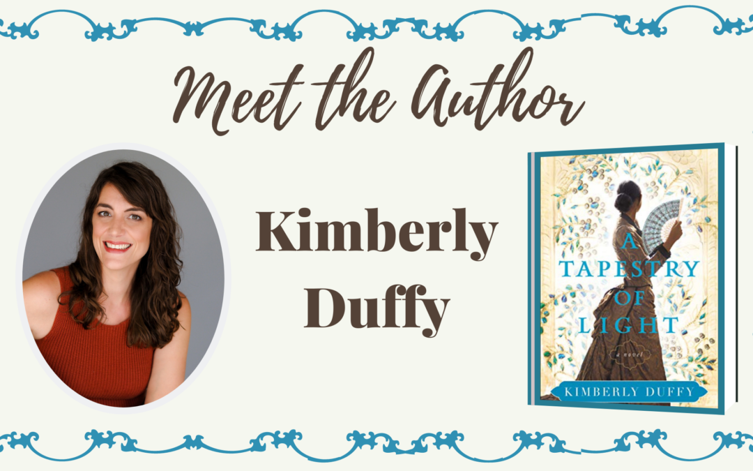 Author Interview: Kimberly Duffy
