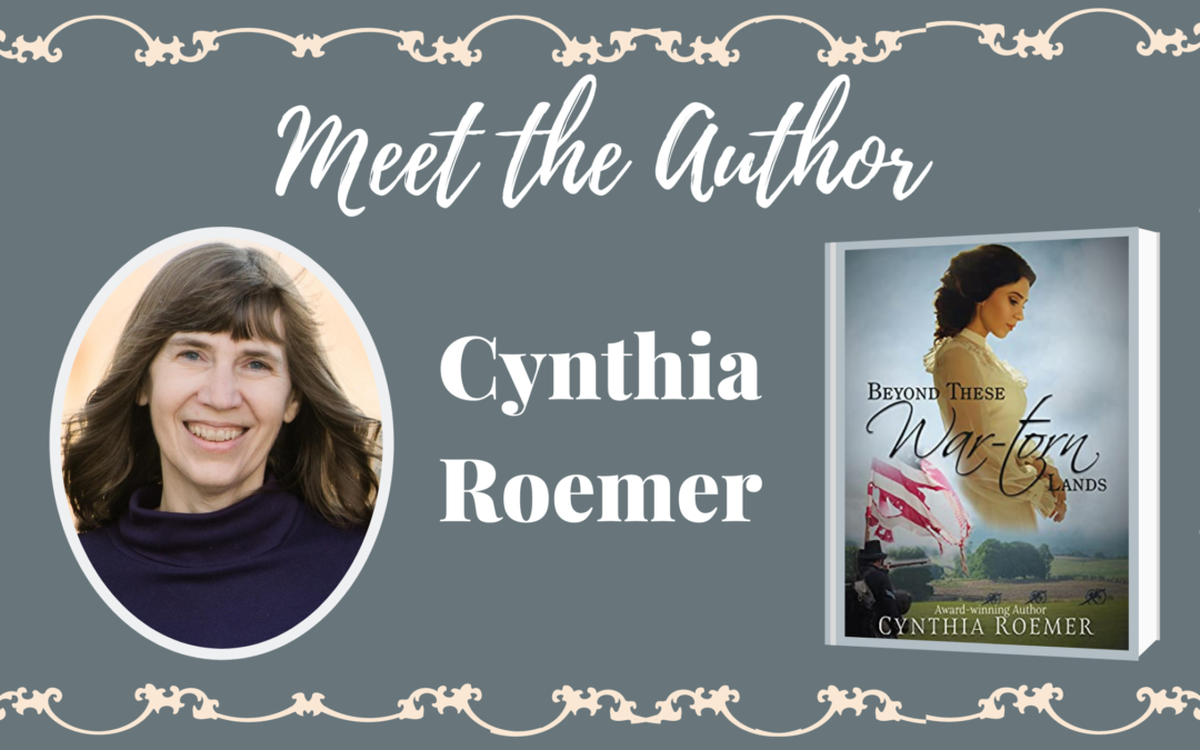 Author Interview: Cynthia Roemer